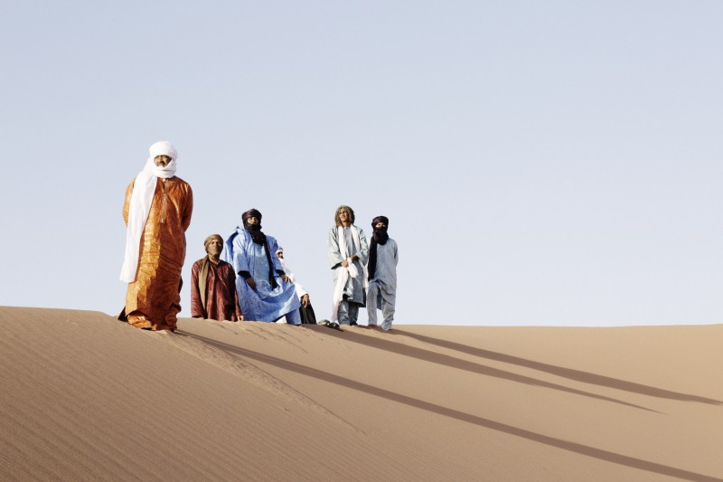 Tinariwen nominé au Grammy Awards 2018 !